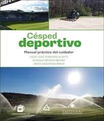 Libro Cesped Deportivo