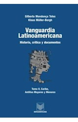 Papel VANGUARDIA LATINOAMERICANA T. 2 HISTORIA, CRITICA Y  DOCUMEN