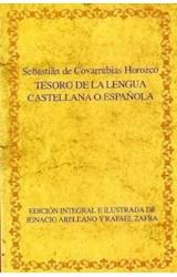 Papel Tesoro De La Lengua Castellana O Española