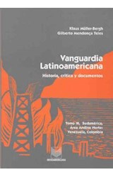 Papel VANGUARDIA LATINOAMERICANA T.3 HISTORIA, CRITICA Y DOCUMENTO