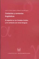 Libro Contactos Y Contextos Ling ¼Isticos