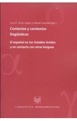 Papel Contactos y contextos lingüísticos