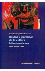 Papel Unidad y pluralidad de la cultura latinoamericana
