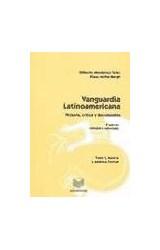 Papel Vanguardia latinoamericana. Tomo I. 2.ª edición corregida y aumentada