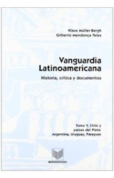 Papel Vanguardia latinoamericana