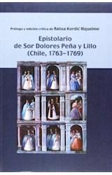 Papel Epistolario de sor Dolores Peña de Lillo (Chile, 1763-1769)