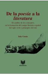 Papel De la poesía a la literatura