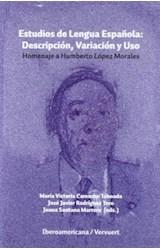 Papel Estudios de Lengua Española: Descripción, Variación y Uso.