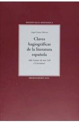 Papel Claves hagiográficas de la literatura española (del Cantar de Mio Cid a Cervantes)