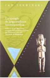 Papel Un ejemplo de larga tradición histórica andina