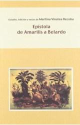 Papel Epístola de Amarilis a Belardo