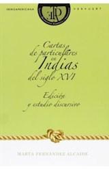 Papel Cartas de particulares en Indias del siglo XVI