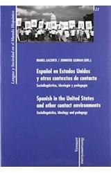 Papel Español en Estados Unidos y otros contextos de contacto