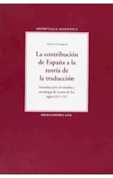 Papel La contribución de España a la teoría de la traducción