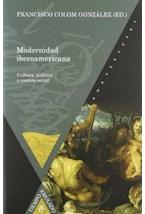Papel Modernidad iberoamericana