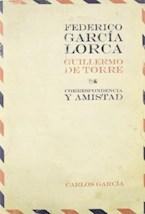 Papel FEDERICO GARCIA LORCA GUILLERMO DE TORRE COR