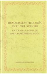 Papel Humanismo y filología en el Siglo de Oro