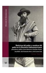 Papel RETORICAS DEL PODER Y NOMBRES DEL PADRE EN LA LITERATURA LAT