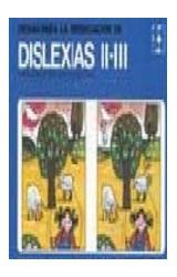 Papel FICHAS PARA LA REEDUCACION DE LA DISLEXIAS II-III