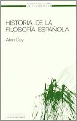 Papel Historia de la filosofía española