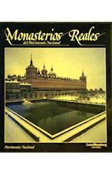 Papel MONASTERIOS REALES DEL PATRIMONIO NACIONAL DE ESPAÑA (CARTONE)