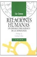Papel RELACIONES HUMANAS UN ENFOQUE PSICOLOGICO DE LA ASTROLOGIA