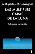 Papel MULTIPLES CARAS DE LA LUNA ASTROLOGIA HUMANISTA