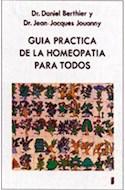 Papel GUIA PRACTICA DE LA HOMEOPATIA PARA TODOS