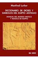 Papel DICCIONARIO DE DIOSES Y SIMBOLOS DEL ANTIGUO EGIPTO MAN