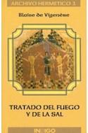 Papel TRATADO DEL FUEGO Y DE LA SAL