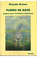 Papel FLORES DE BACH MANUAL PARA TERAPEUTAS AVANZADOS