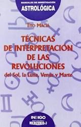 Papel TECNICAS DE INTERPRETACION DE LAS REVOLUCIONES DEL SOL