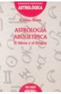 Papel ASTROLOGIA ARQUETIPICA EL HEROE Y EL DRAGON