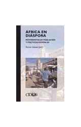 Papel AFRICA EN DIASPORA. MOVIMIENTOS DE POBLACION