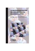 Papel LA PROFESIONALIZACION DEL EMPLEO PUBLICO EN