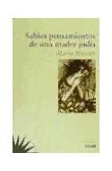 Papel SABIOS PENSAMIENTOS DE UNA MADRE JUDIA