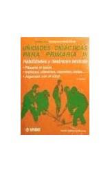 Papel T.III PRIMARIA UNIDADES DIDACTICAS