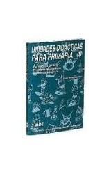 Papel T.IV PRIMARIA UNIDADES DIDACTICAS