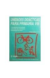 Papel PRIMARIA VIII UNIDADES DIDACTICAS