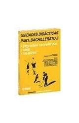 Papel BACHILLERATO II UNIDADES DIDACTICAS