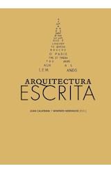 Papel ARQUITECTURA ESCRITA