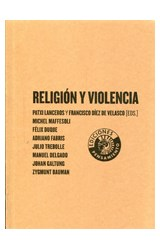 Papel RELIGION Y VIOLENCIA