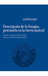 Papel DESCRIPCION DE LA SINAPIA, PENINSULA EN LA TIERRA AUSTRAL