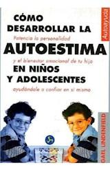 Papel COMO DESARROLLAR LA AUTOESTIMA NIÑOS Y ADOLESCETES