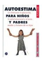 Papel AUTOESTIMA PARA NIÑOS Y PADRES