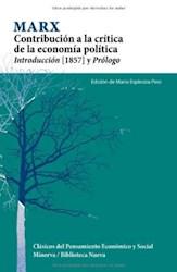 Papel Contribucion A La Critica De La Economia Politica