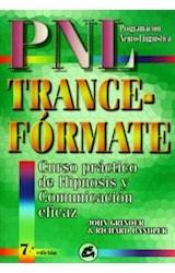 Papel TRANCE-FORMATE CURSO PRACTICO DE HIPNOSIS Y COMUNICACION