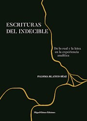 Libro Escrituras Del Indecible