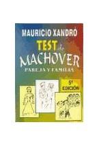 Test TEST DE MACHOVER (PAREJA Y FAMILIA)