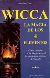 Papel Wicca La Magia De Los 4 Elementos